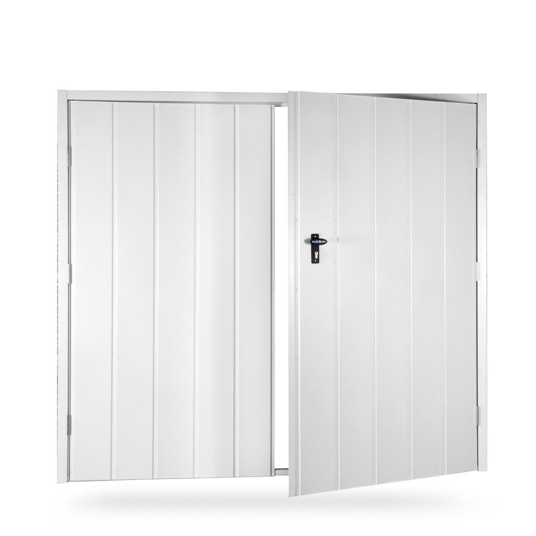 Doors jewel windows for Upvc garage doors