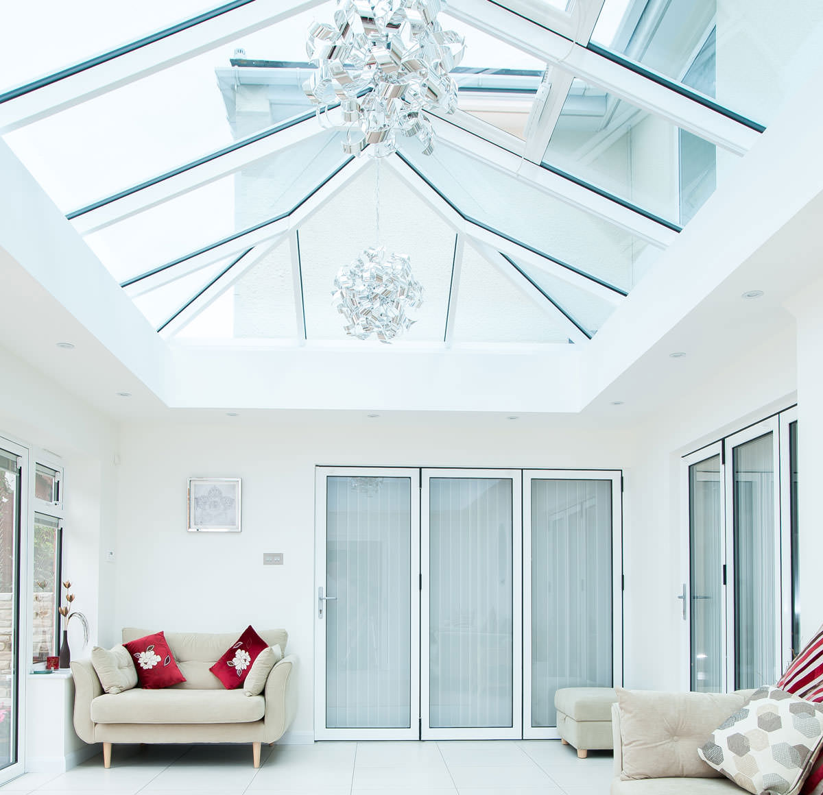 Roof Lantern conservatories woking price, Woking