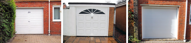 garage doors Woking