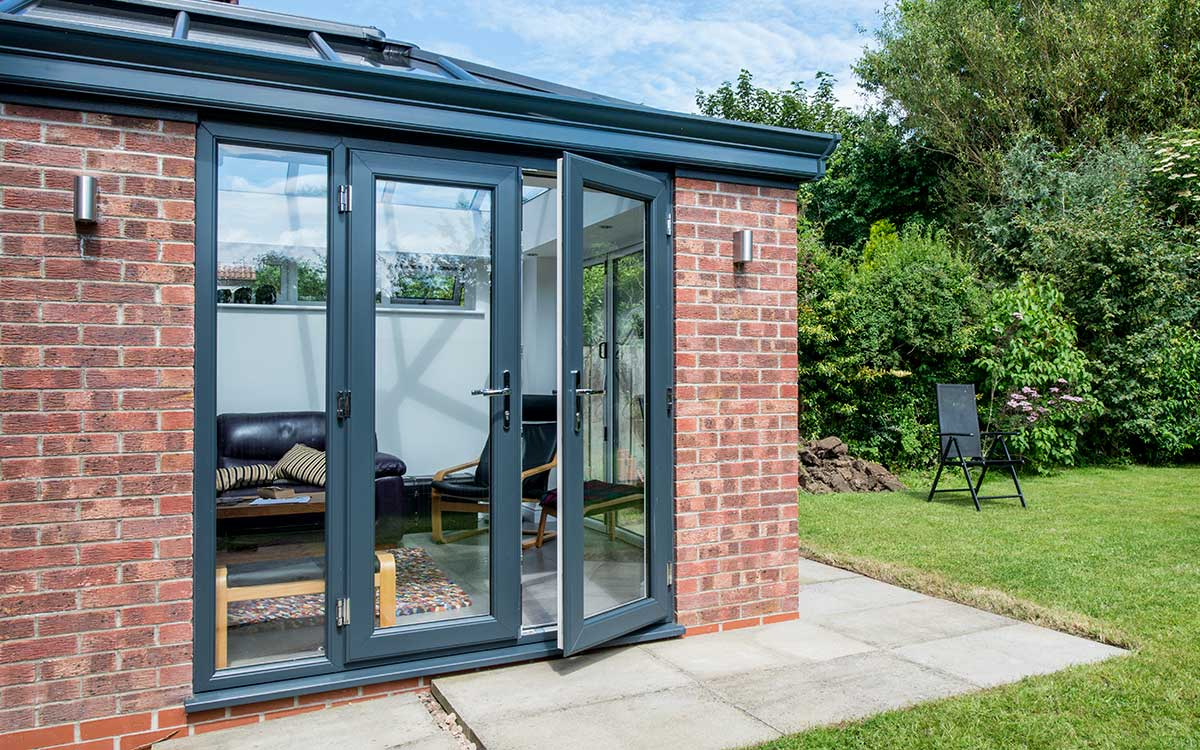 Aluminium French Doors Guildford
