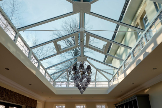 lantern roof conservatories surrey