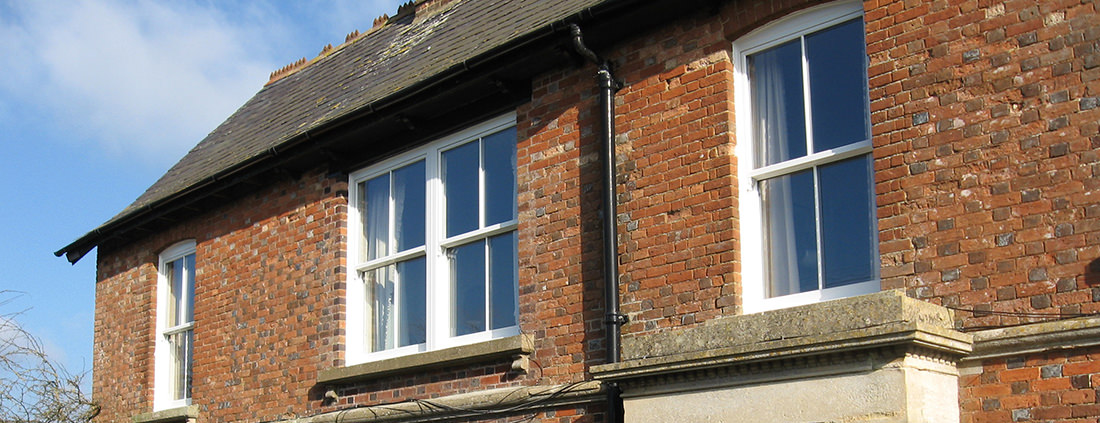 Sliding Sash Windows in Wokingham