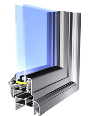 Energy efficient aluminium windows Guildford