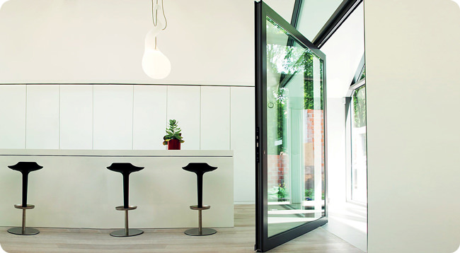 Air Bi-Fold Doors Woking