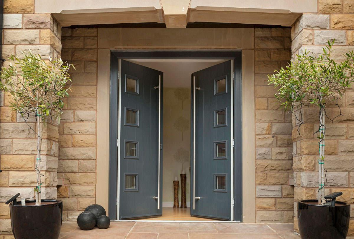 Composite doors surrey jewel windows for Composite windows