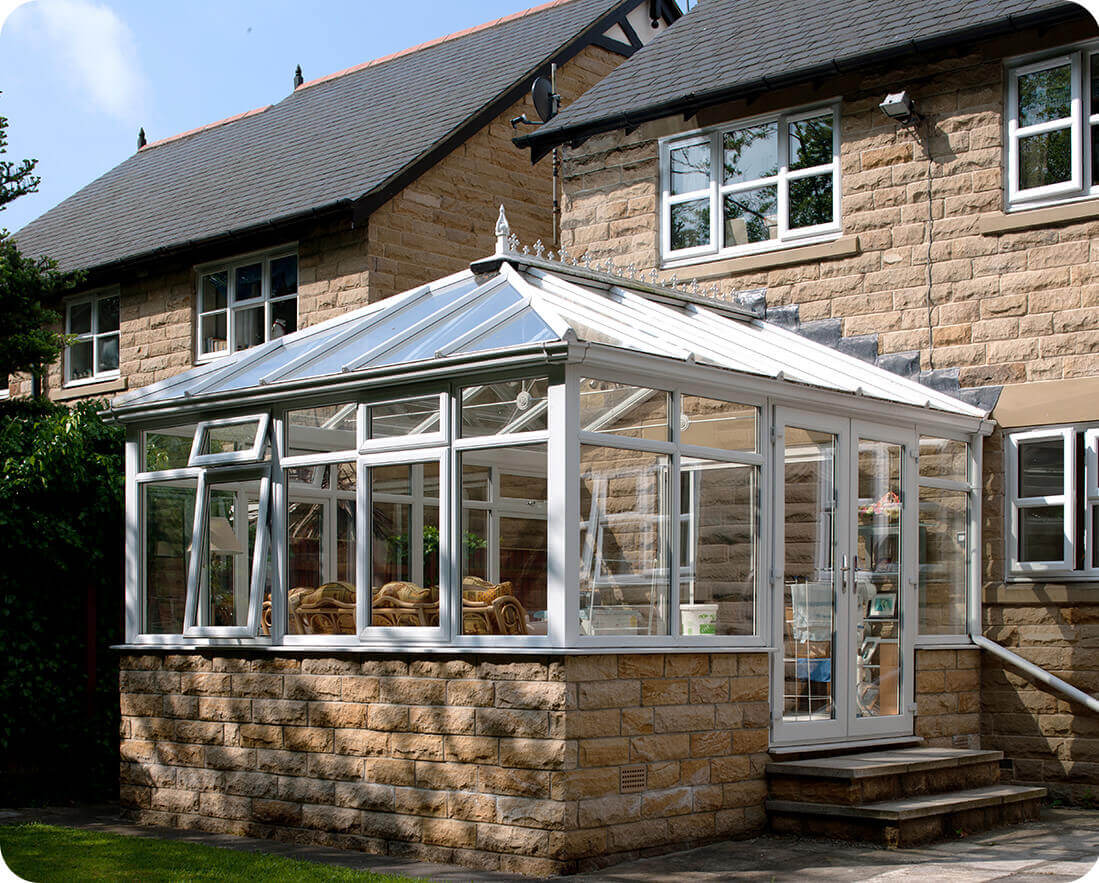 Stunning conseratories