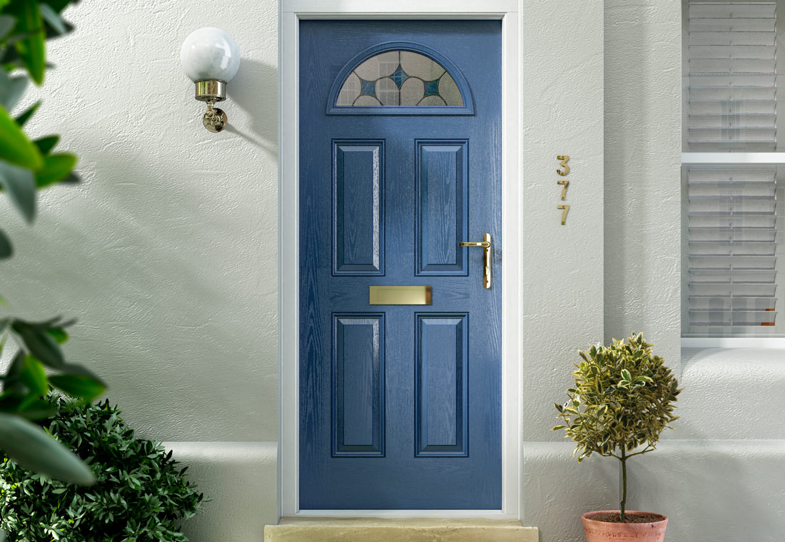 Door Stop Composite Doors Guildford Surrey Jewel Windows