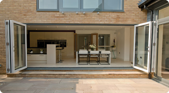 Liniar Bi-Fold Doors Guildford