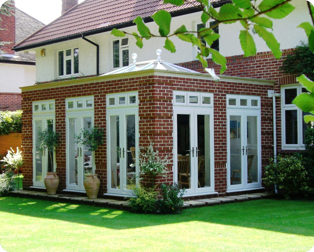 Orangeries in Surrey