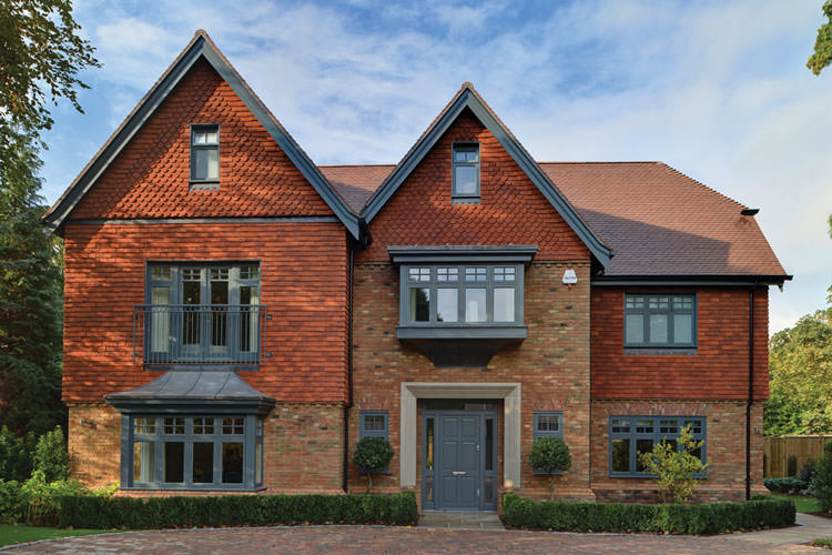 timber casement windows surrey