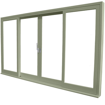 Timber Patio Doors Surrey