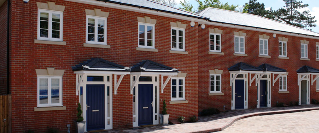 Timber windows and doors in Weybridge