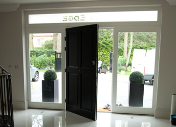Bereco Timber Doors Woking