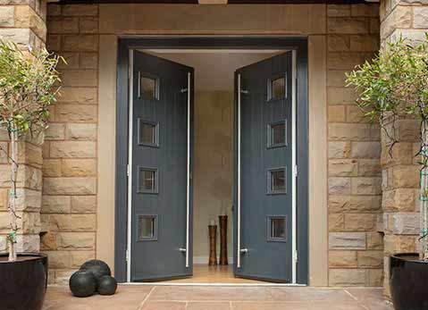 Composite Doors Surrey
