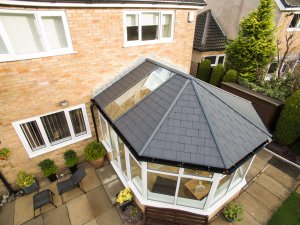 conservatory roofs bisley