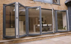 bi-fold doors walton on thames