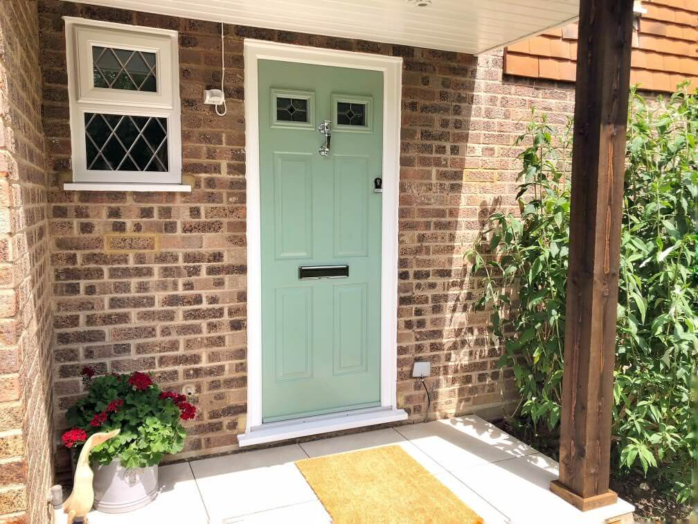 GRP Door Designs