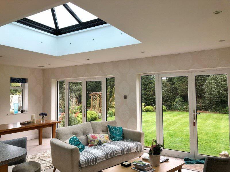 Rooflights in Surrey