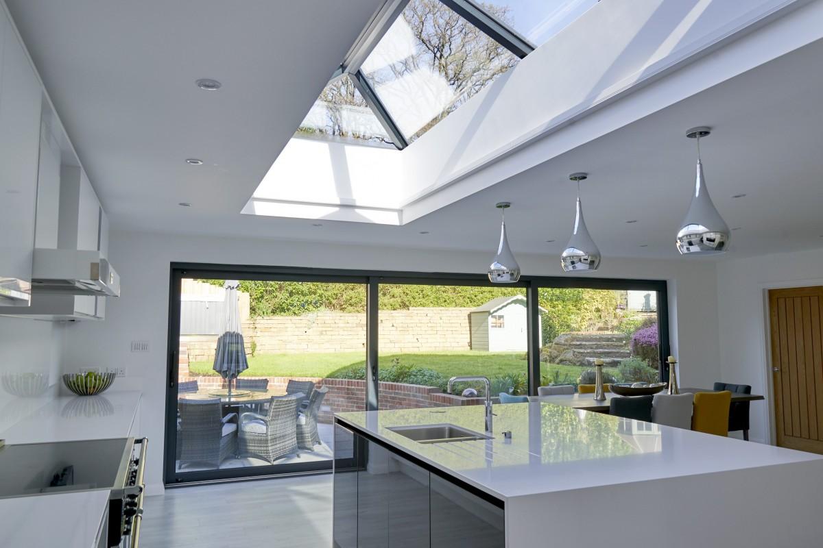 Orangery Sky-Roof, Surrey