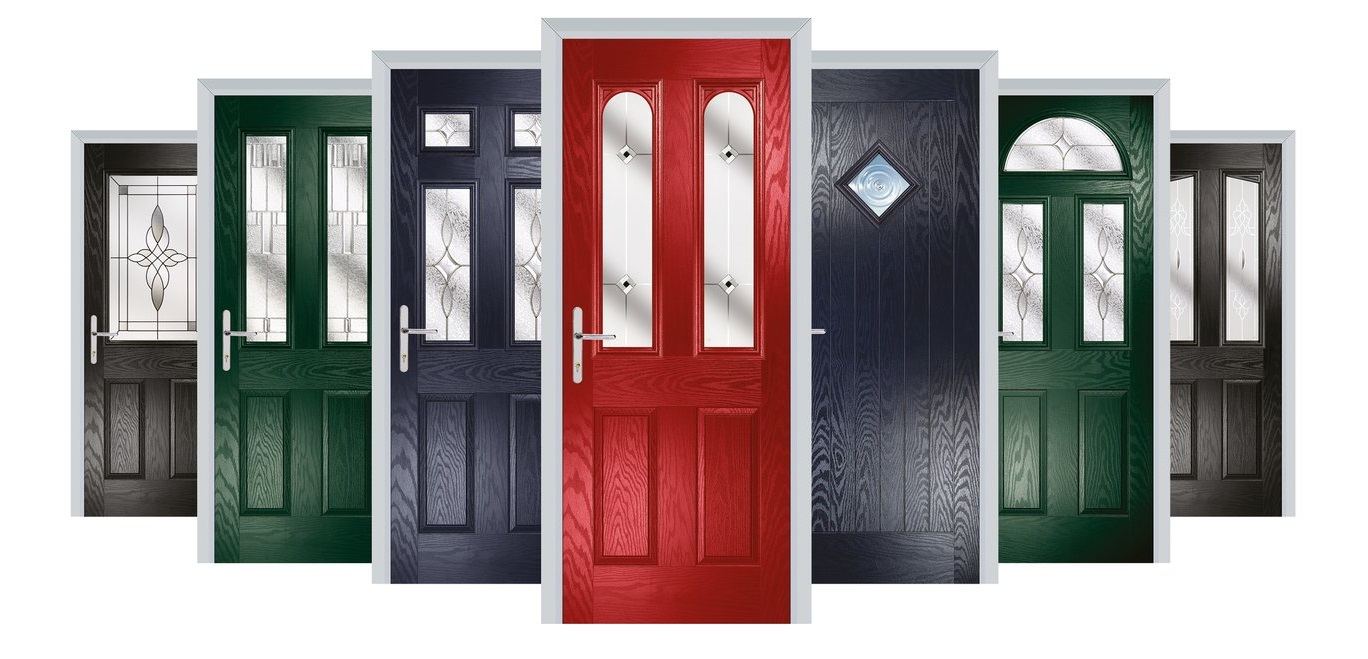 GRP Door Prices Surrey