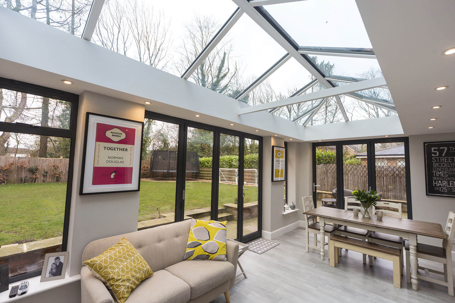Conservatory Styles Surrey