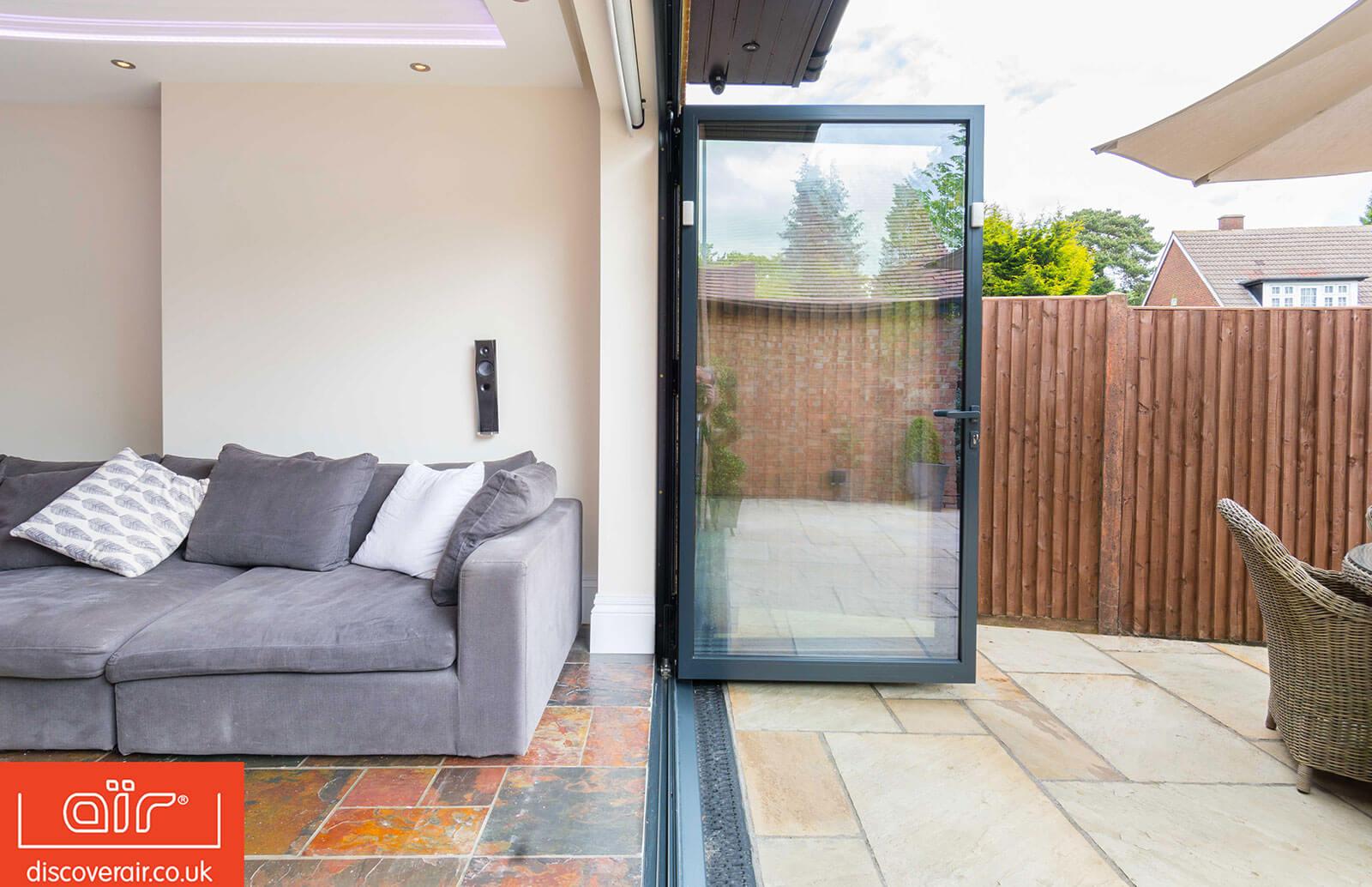Aluminium Bi-Fold Door Prices Surrey