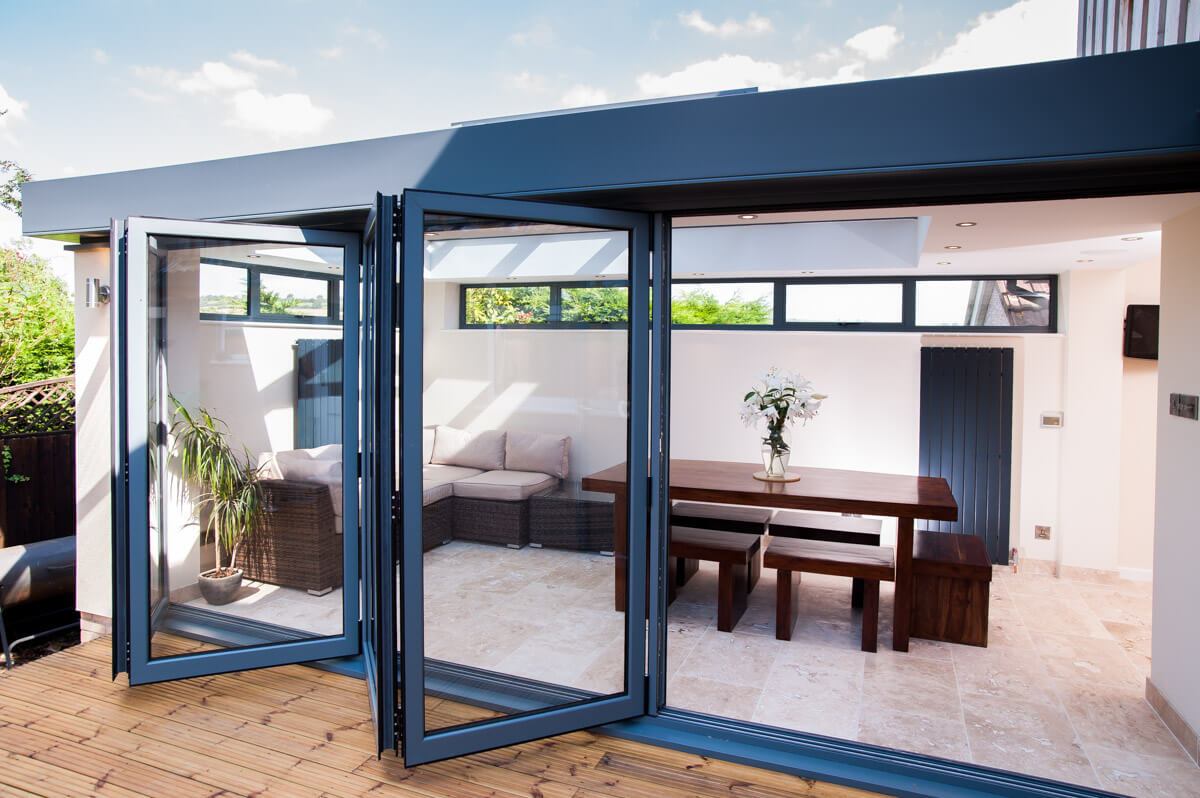 Aluminium Bi-Fold Door Prices Surrey