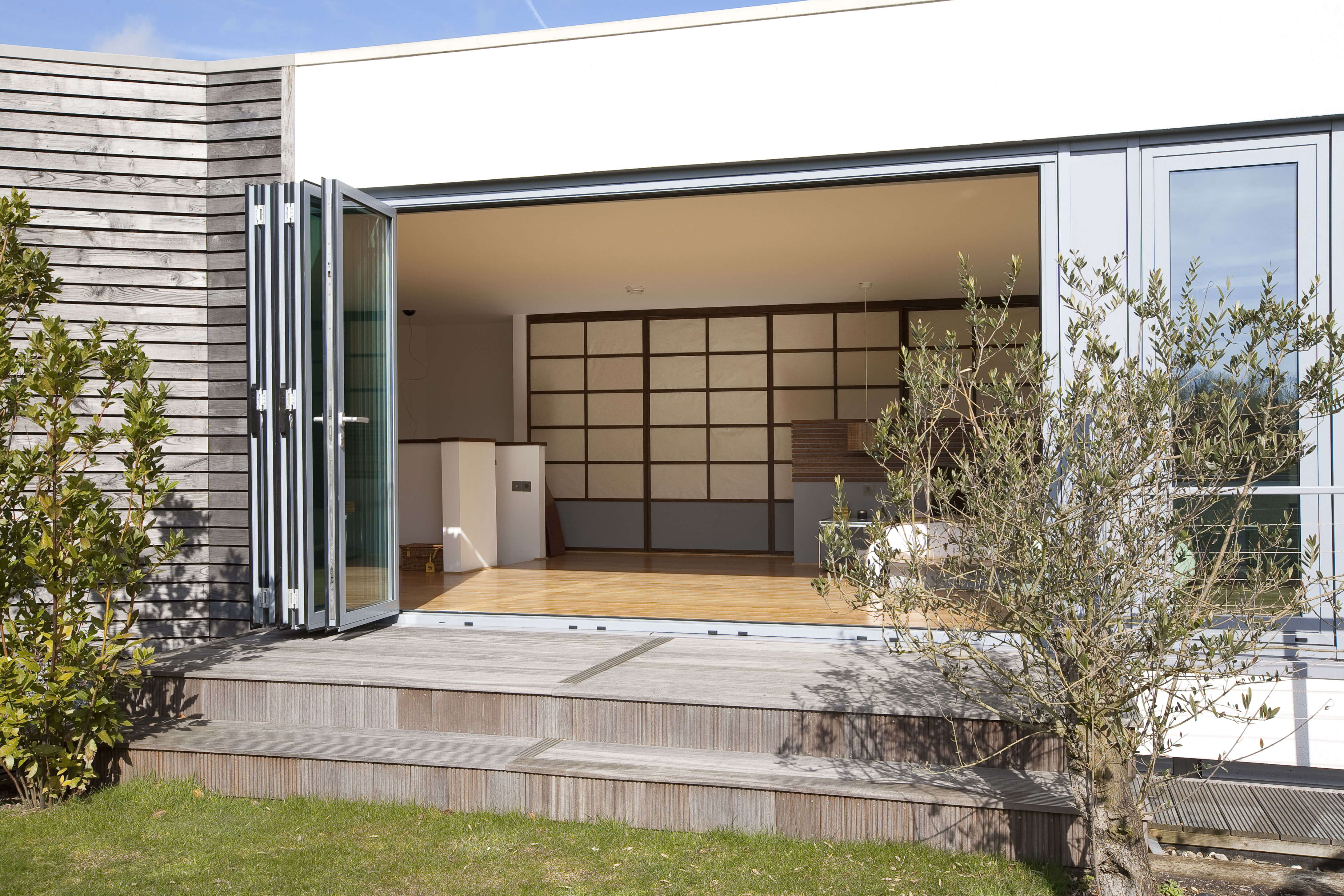 Schuco Bi-Folding Door