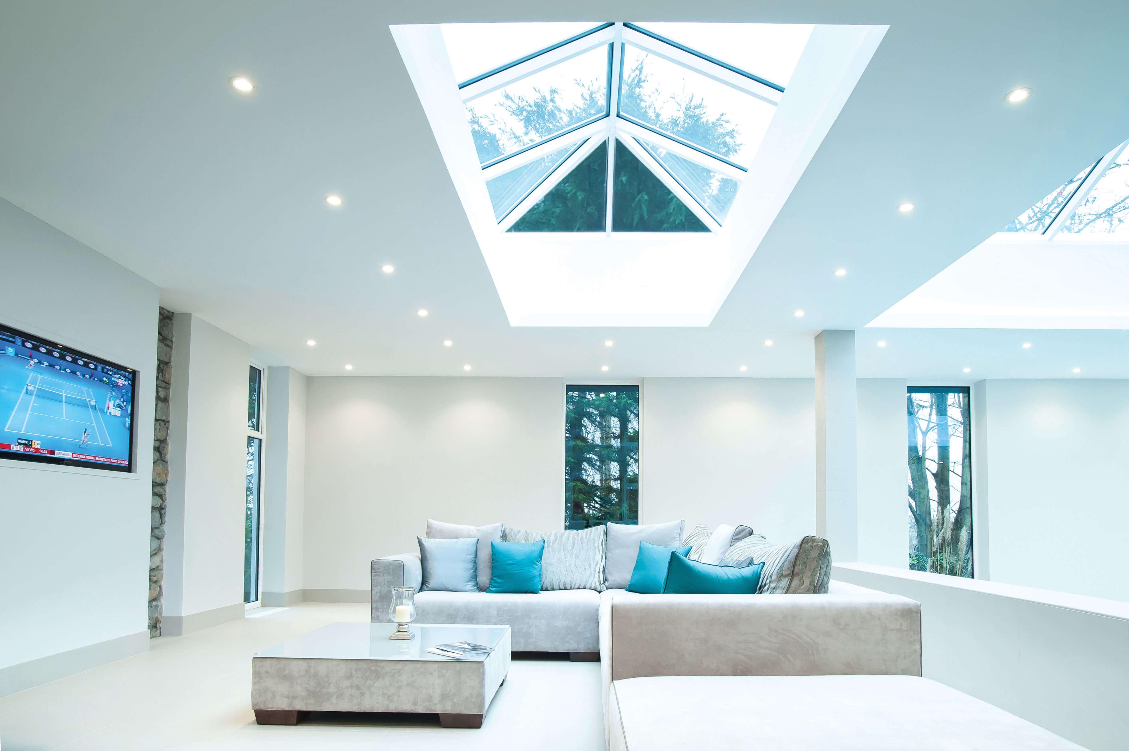 Aluminium Roof Lantern Design