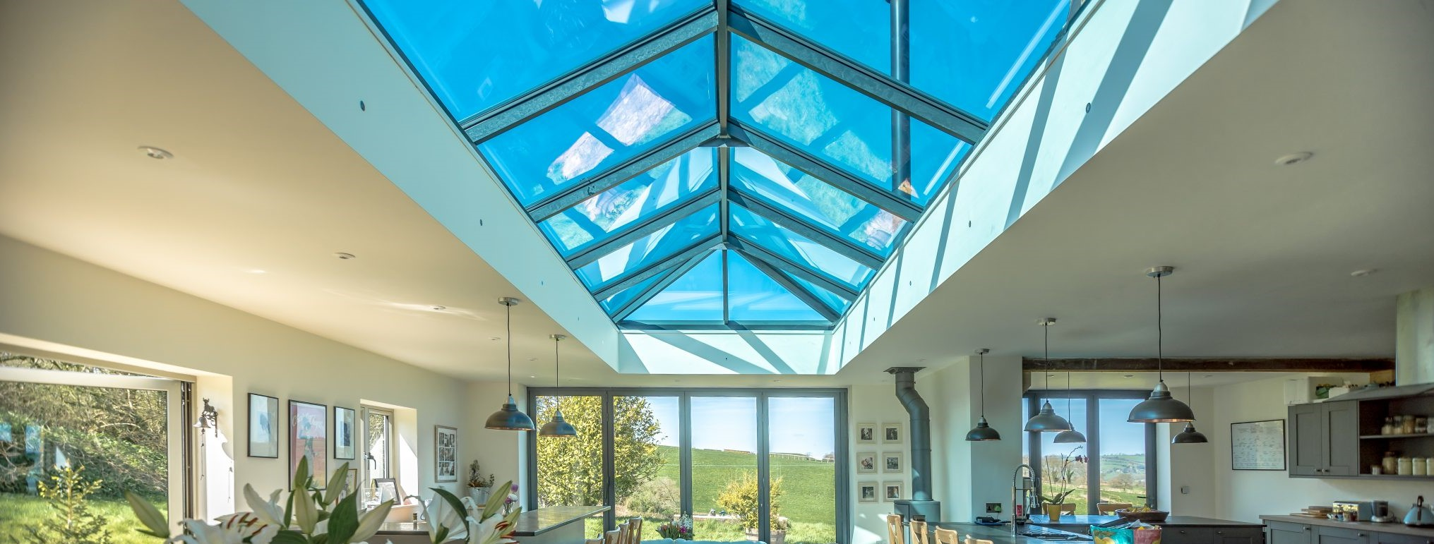 Aluminium Roof Lantern Prices Surrey