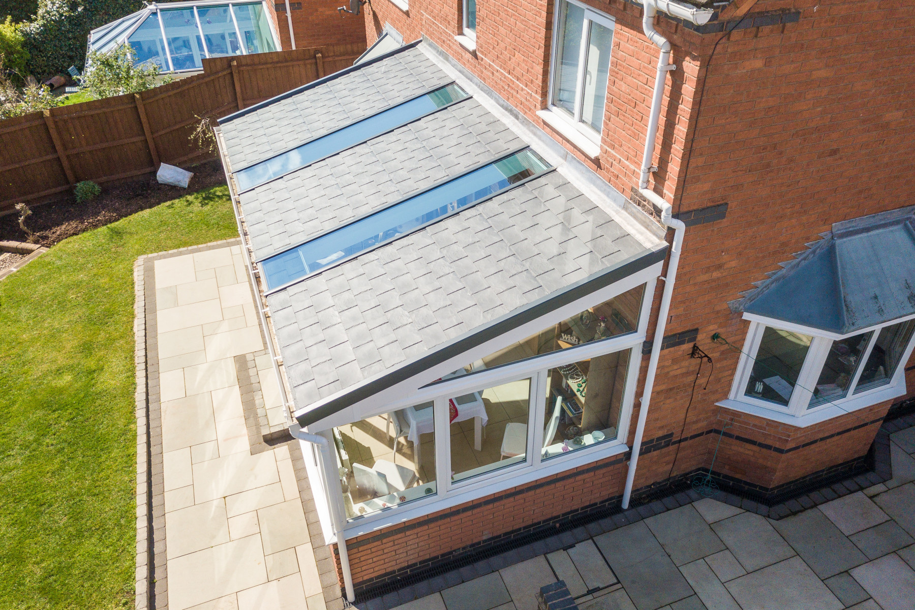New Conservatory Roof Prices