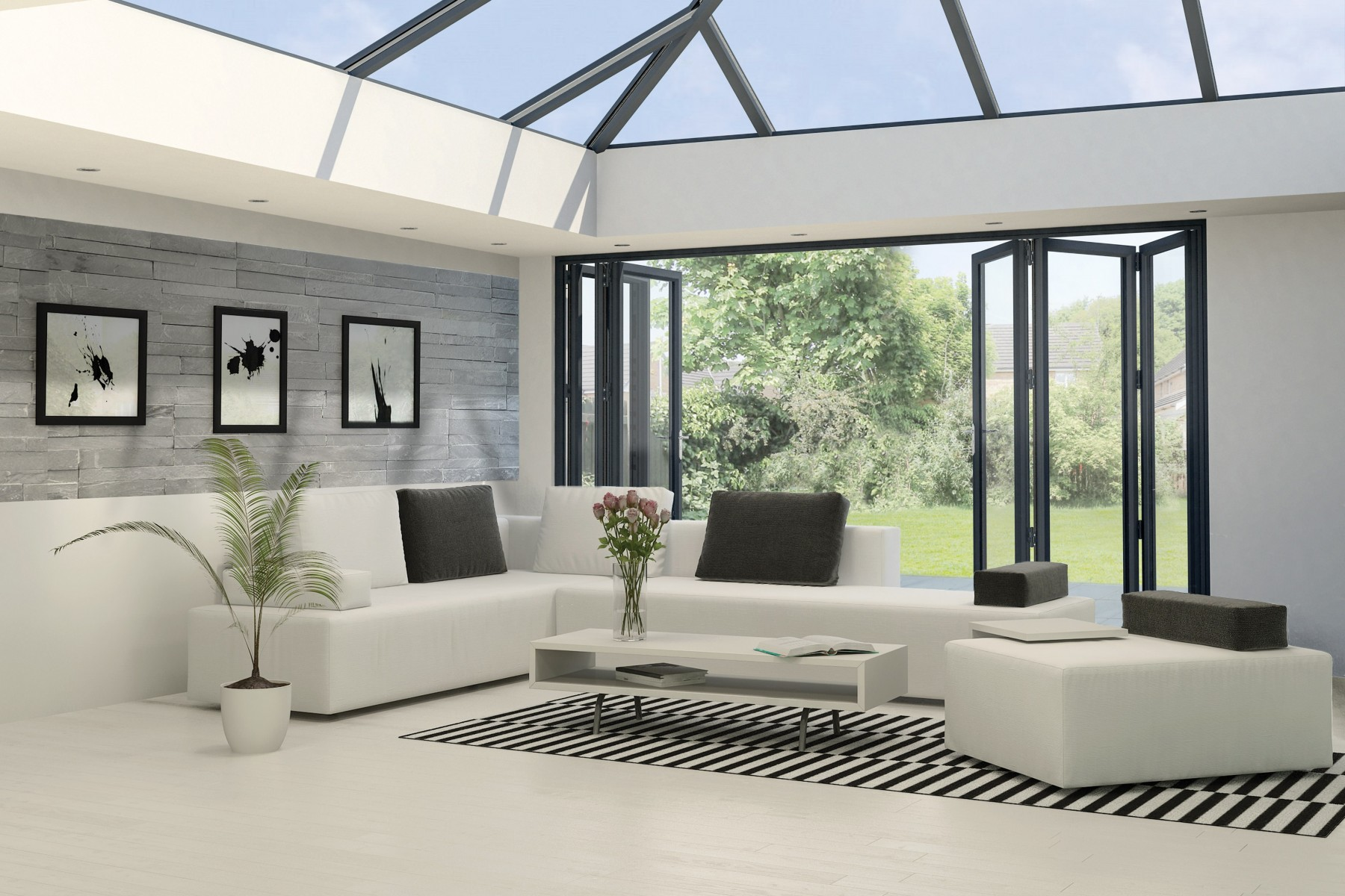 double glazing costs lightwater