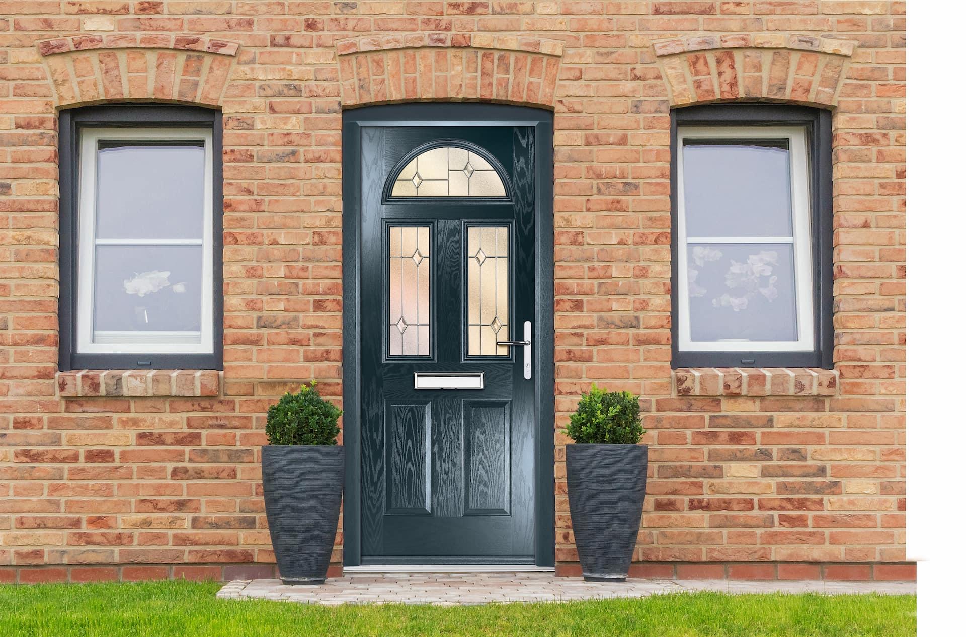 GRP Door Prices Surrey