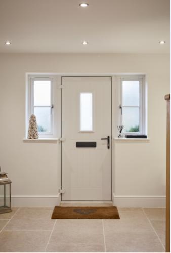 Endurance Front Door