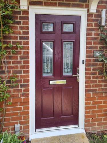 Xtreme Edwardian Front Door
